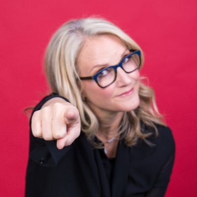 Post Author Mel Robbins
