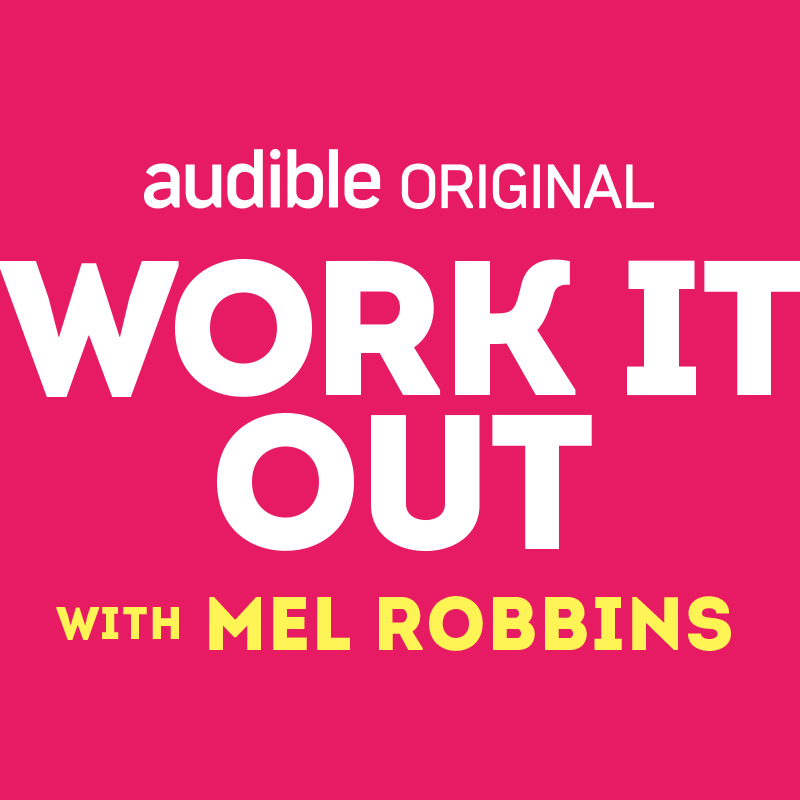 Mel Robins Audible